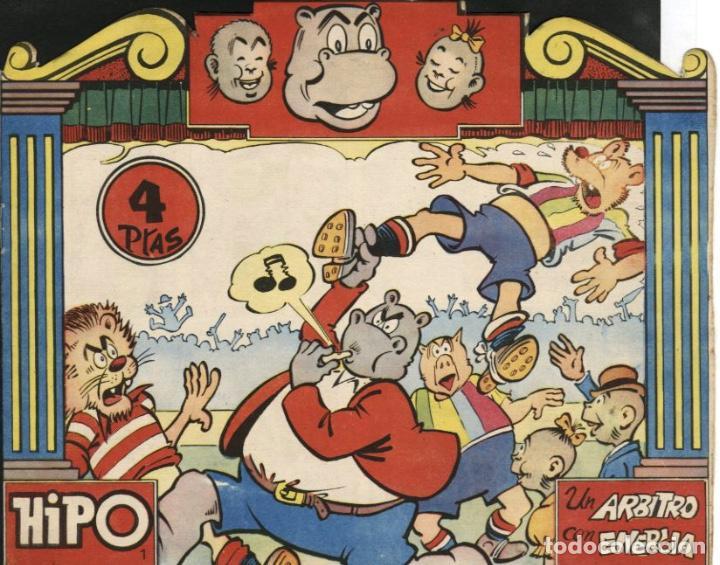 HIPO (COLOR), NÚMERO 1, DE BOIX (MARCO, 1962) (Tebeos y Comics - Marco - Hipo (Biblioteca especial))
