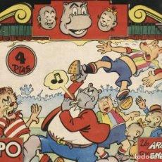 Tebeos: HIPO (COLOR), NÚMERO 1, DE BOIX (MARCO, 1962). Lote 113608667