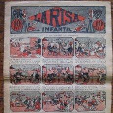 Tebeos: LA RISA - Nº 434 - MARCO 1924–37- SIN ABRIR. Lote 113829647