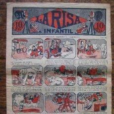 Tebeos: LA RISA - Nº 435 - MARCO 1924–37- SIN ABRIR. Lote 113829691