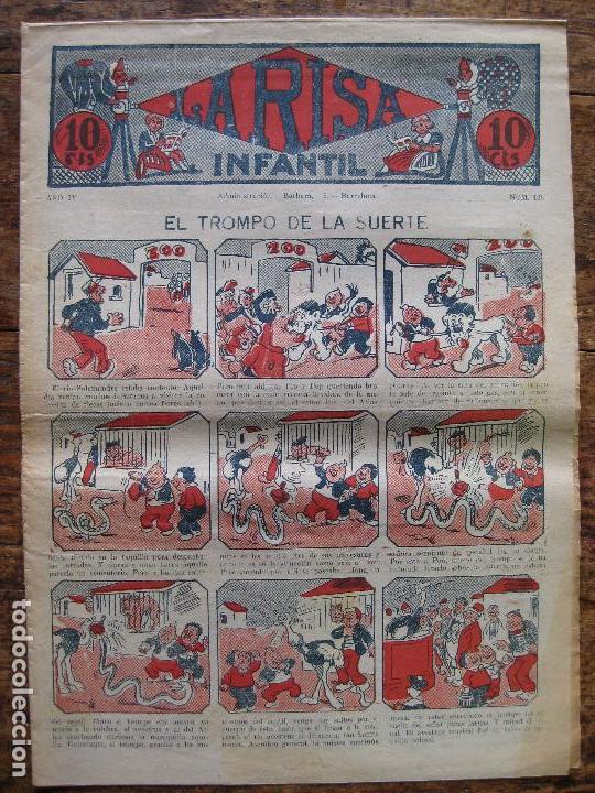 LA RISA - Nº 436 - MARCO 1924–37- SIN ABRIR (Tebeos y Comics - Marco - La Risa)