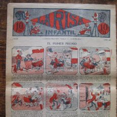 Tebeos: LA RISA - Nº 439 - MARCO 1924–37- SIN ABRIR. Lote 113829971