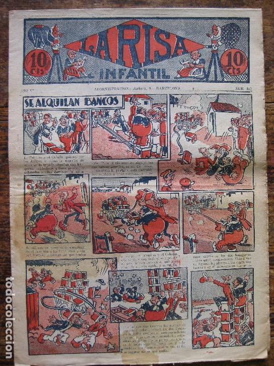 LA RISA - Nº 440 - MARCO 1924–37- SIN ABRIR (Tebeos y Comics - Marco - La Risa)