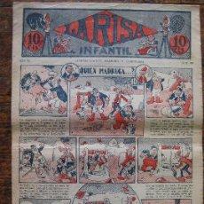 Tebeos: LA RISA - Nº 445 - MARCO 1924–37- SIN ABRIR. Lote 113830243