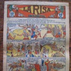 Tebeos: LA RISA - Nº 573 - MARCO 1924–37- SIN ABRIR. Lote 113830479