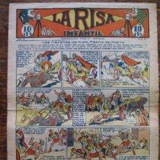 Tebeos: LA RISA - Nº 575 - MARCO 1924–37- SIN ABRIR. Lote 113830663