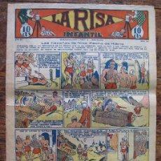 Tebeos: LA RISA - Nº 576 - MARCO 1924–37- SIN ABRIR. Lote 113830703