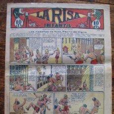 Tebeos: LA RISA - Nº 584 - MARCO 1924–37- SIN ABRIR. Lote 113830851