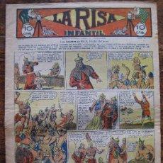 Tebeos: LA RISA - Nº 589 - MARCO 1924–37- SIN ABRIR. Lote 113830907