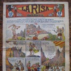 Tebeos: LA RISA - Nº 592 - MARCO 1924–37- SIN ABRIR. Lote 113831003