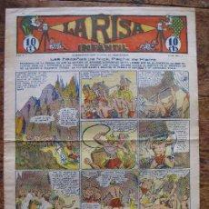 Tebeos: LA RISA - Nº 594 - MARCO 1924–37- SIN ABRIR. Lote 113831107