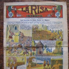 Tebeos: LA RISA - Nº 601 - MARCO 1924–37- SIN ABRIR. Lote 113831243