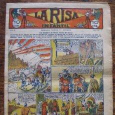 Tebeos: LA RISA - Nº 602 - MARCO 1924–37- SIN ABRIR. Lote 113831275
