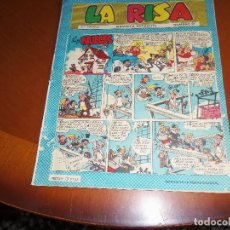 Tebeos: LA RISA --Nº 3º EPOCA Nº 9--. Lote 113899363