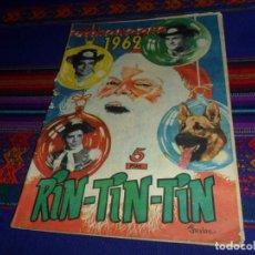 Tebeos: ALMANAQUE 1962 RIN TIN TIN RIN-TIN-TIN. EDITORIAL MARCO. 5 PTS. REGALO Nº 193.. Lote 115572635