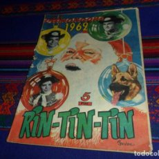 Comics - ALMANAQUE 1962 RIN TIN TIN RIN-TIN-TIN. EDITORIAL MARCO. 5 PTS. - 115572635