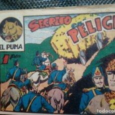Tebeos: COMIC EL PUMA Nº 12 - ORIGINAL - EDT. MARCO (M-1). Lote 116327775