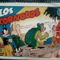 Tebeos: COMIC LOS CORNUDOS - ORIGINAL - EDT. MARCO ( M-1). Lote 116333803