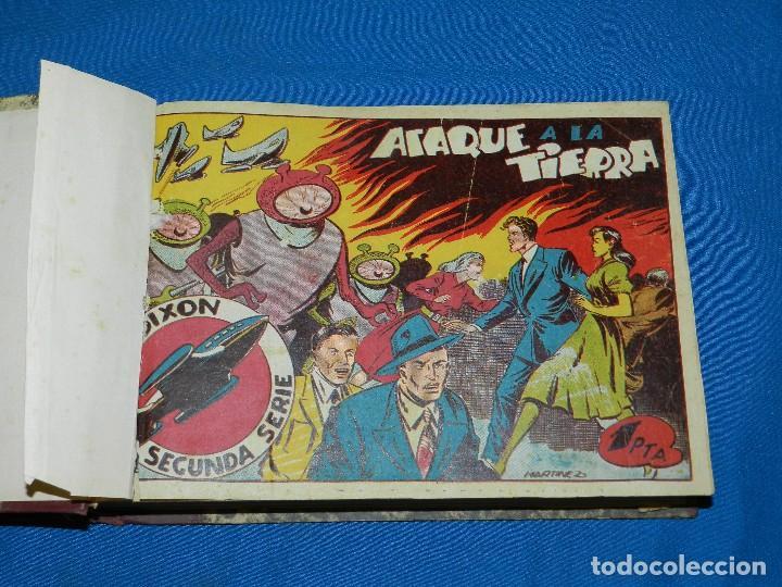 (M4) RED DIXON , SEGUNDA SERIE DEL NUM 1 AL NUM 70 , EDT MARCO , ENCUADERNADO (Tebeos y Comics - Marco - Red Dixon)