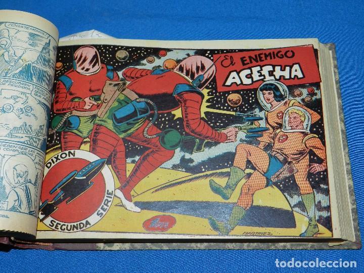 Tebeos: (M4) RED DIXON , SEGUNDA SERIE DEL NUM 1 AL NUM 70 , EDT MARCO , ENCUADERNADO - Foto 4 - 117221707