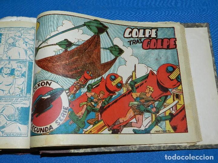 Tebeos: (M4) RED DIXON , SEGUNDA SERIE DEL NUM 1 AL NUM 70 , EDT MARCO , ENCUADERNADO - Foto 6 - 117221707