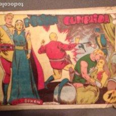 Tebeos: RED DIXON MISION CUMPLIDA , NUMERO 70 VER DETALLE, ULTIMO NUMERO DIFICIL. Lote 117430295