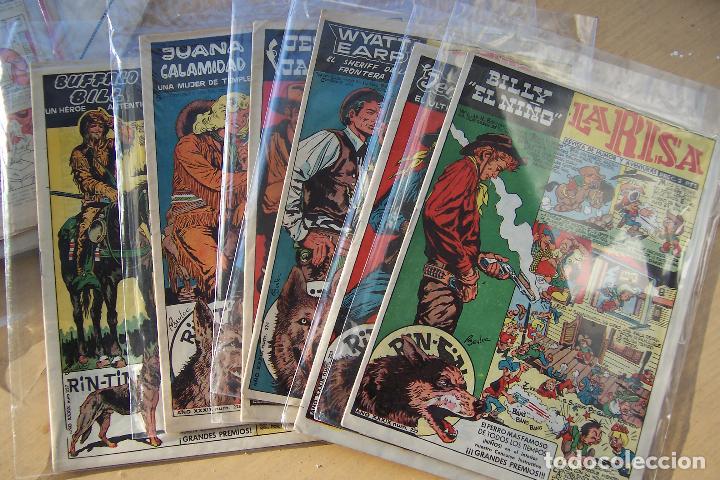 MARCO,- LA RISA Nº 222-226 RESTO VENDIDOS. (Tebeos y Comics - Marco - La Risa)