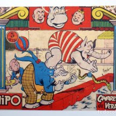 Tebeos: HIPO 5. CAMARERO DE VERANO (E. BOIX) MARCO, 1962. ORIGINAL. OFRT. Lote 120636822
