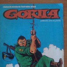Tebeos: GORILA. LAS TRIBULACIONES DE GORILA EN CHINA. EDUARDO SOTILLOS. ALAN DOYER. Nº 6. MARCO IBERICA.. Lote 121506951