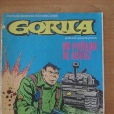 Tebeos: GORILA. LAS TRIBULACIONES DE GORILA EN CHINA. EDUARDO SOTILLOS. ALAN DOYER. Nº 8. MARCO IBERICA.. Lote 121506995