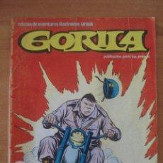 Tebeos: GORILA. LAS TRIBULACIONES DE GORILA EN CHINA. EDUARDO SOTILLOS. ALAN DOYER. Nº 7. MARCO IBERICA.. Lote 121507019