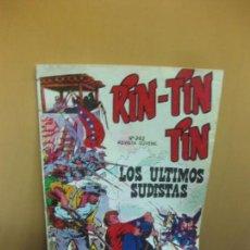Tebeos: RIN-TIN-TIN Nº 242. LOS ULTIMOS SUDISTAS. . Lote 121708463