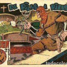 BDs: EL PUMA 2A SERIE, NUM. 10 (MARCO, 1953) DE MARTÍNEZ OSETE. Lote 121870519