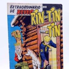 Tebeos: RIN TIN TIN 128. EXTRAORDINARIO REYES (BEYLOC) MARCO, 1958. ORIGINAL. Lote 121976399