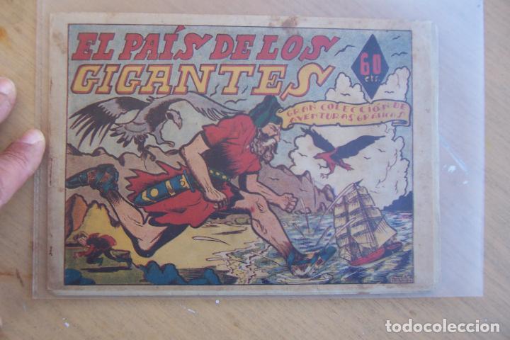 Tebeos: marco,- gran colección de aventuras gráficas nº el país de los enanos. y de los gigantes completa - Foto 3 - 110062667