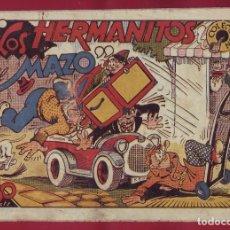 Tebeos: LOS HERMANITOS DEL MAZO - COMIC - EDITORIAL MARCO. Lote 124197035