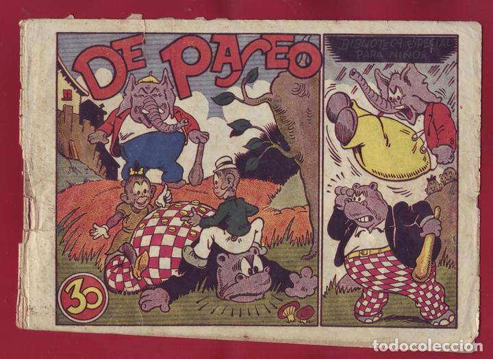 hipo de paseo - comic - editorial marco - Comprar Tebeos Hipo ...