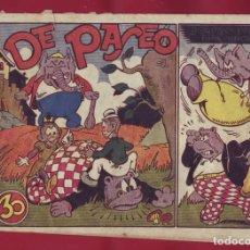 Tebeos: HIPO DE PASEO - COMIC - EDITORIAL MARCO . Lote 124197131