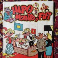 Tebeos: COMIC HIPO MONITO Y FIFI, N°8- GRAFICAS MARCO. 1958.. Lote 124216720