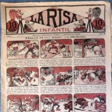 Tebeos: TEBEO N°68 LA RISA INFANTIL 1924. Lote 125161768