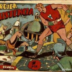 Tebeos: RED DIXON-57 PRIMERA SERIE (MARCO, 1954) DE MARTÍNEZ OSETE Y J.B. ARTÉS. Lote 127008971