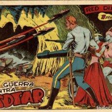 Tebeos: RED DIXON-9 PRIMERA SERIE (MARCO, 1954) DE MARTÍNEZ OSETE Y J.B. ARTÉS. Lote 127009551