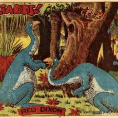 Tebeos: RED DIXON-7 PRIMERA SERIE (MARCO, 1954) DE MARTÍNEZ OSETE Y J.B. ARTÉS. Lote 127009627