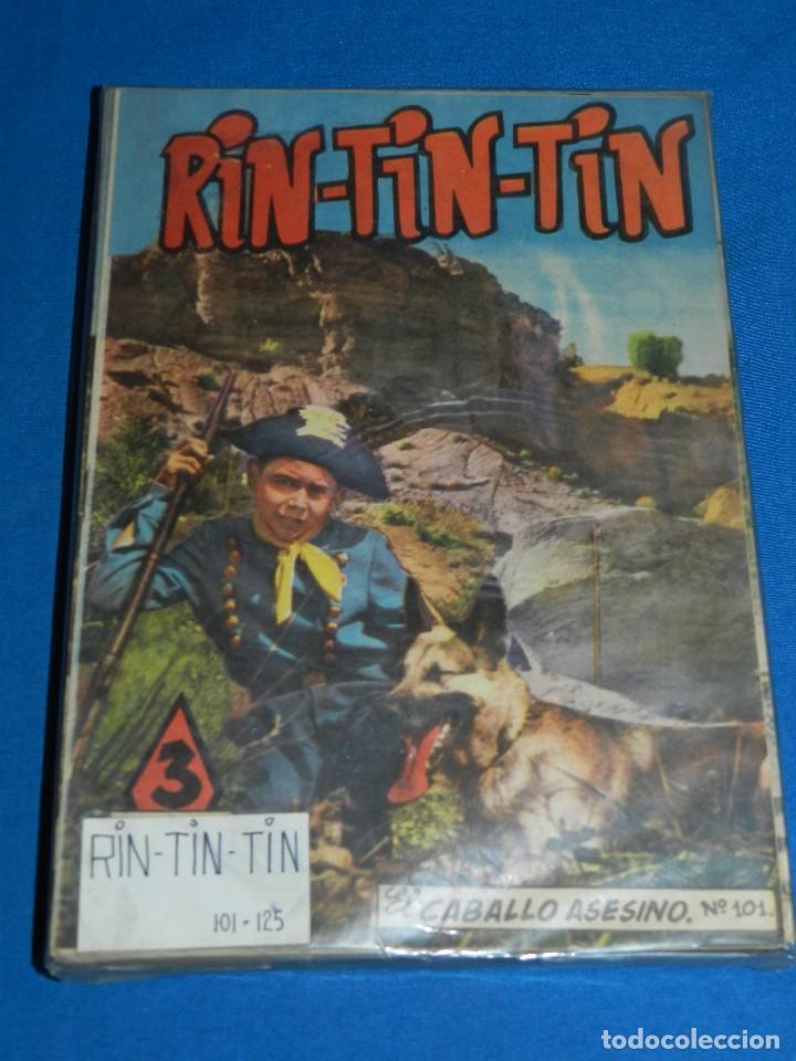 Tebeos: (MF) RIN TIN TIN - DEL NUM 1 AL NUM 200 , COMPLETO , EDT MARCO 1960 , CORRELATIVOS - Foto 7 - 127107619