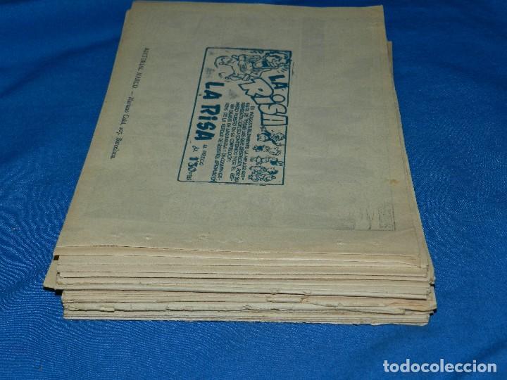 Tebeos: (M3) RED DIXON DEL NUM 1 AL NUM 30 , EDT MARCO , SEÑALES DE USO - Foto 2 - 127197739