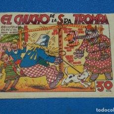 Tebeos: (M3) HIPO - EL CHUCHO DE LA SRA TROMPA , BIBLIOTECA ESPECIAL DE NIÑOS , E BOIX , EDT MARCO. Lote 127618803
