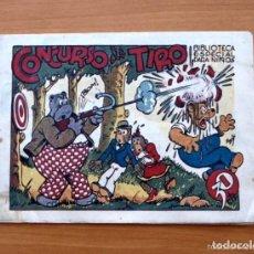 Tebeos: HIPO MONITO Y FIFI - CONCURSO DE TIRO - EDITORIAL MARCO 1942. Lote 128695695