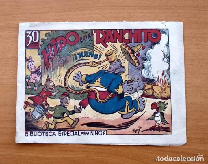 HIPO MONITO Y FIFI - HIPO EN EL RANCHITO - EDITORIAL MARCO 1942 (Tebeos y Comics - Marco - Hipo (Biblioteca especial))