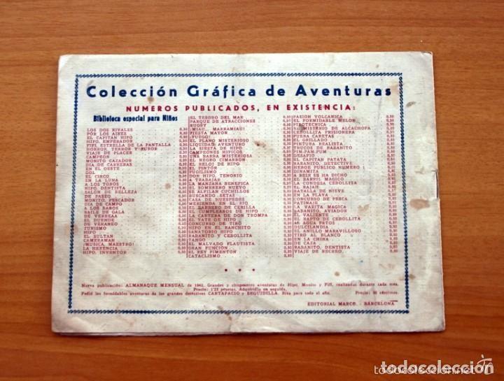 Tebeos: Hipo Monito y Fifi - Carrera de obstáculos - Editorial Marco 1942 - Foto 2 - 128696091