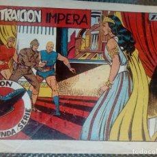 Tebeos: RED NIXON Nº 52 - ORIGINAL EDT. MARCO 1956 (M 5). Lote 128724539